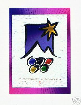 1996 Centennial Olympic Games ~ Dufex ~ Poster Card #20