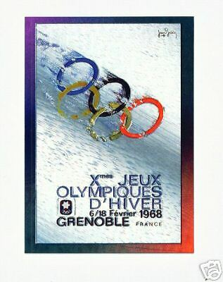 1996 Centennial Olympic Games ~ Dufex ~ Poster Card #15