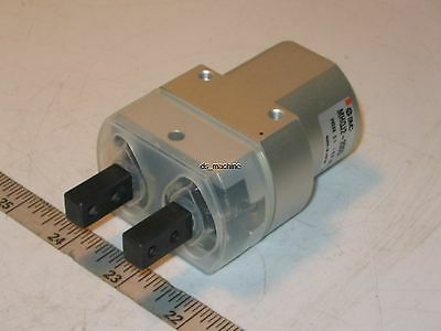 New SMC MHQJ2-20DS Pneumatic Parallel Air Gripper