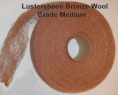 Bronze Wool 5lb Reel - Medium