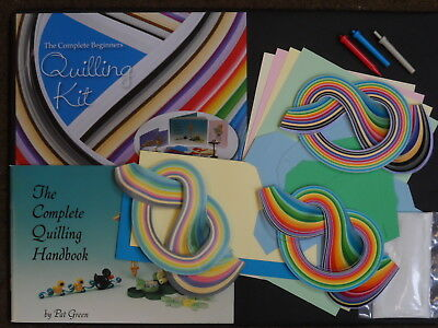 Quilling Workbox Kit for Beginners