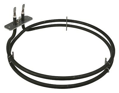 Fan Oven Heating Element 2100W For Beko Cookers DC212B, DC212G, DC212W, DC3511W