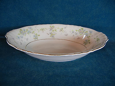 "Syracuse China Mayview Oval 10 5/8"" Vegetable Serving Bowl"