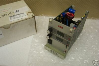 Ransburg Abb Lecu5004-11 Micropak Power Supply Unit New Condition