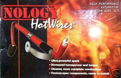 NOLOGY HOTWIRES SPARK PLUG WIRES 92-00 HONDA CIVIC