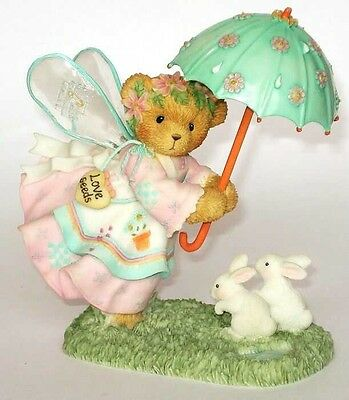 Cherished Teddies Clarissa A Sprinkle of Love Makes Your Heart Grow 114035