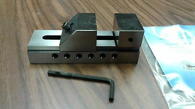 "2""x5-1/2"" TOOL MAKER'S PRECISION SCREWLESS VISE #705-02 - NEW"