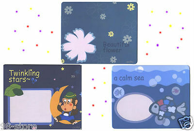 Custom Photo Insert Picture Mouse Pad Mat New 0#