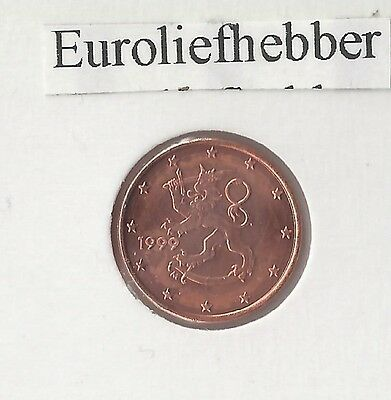 Finland       1  CENT  1999      UNC   RARE    IN STOCK