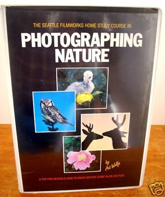 Photographing Nature - Home Study Course