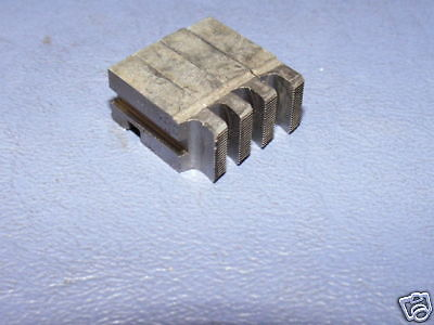 """Geometric #2-56 Milled Chasers For 5/16"""" D, Ds, Dsa Die"""