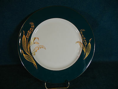 Castleton Valmere Green Dinner Plate(s)
