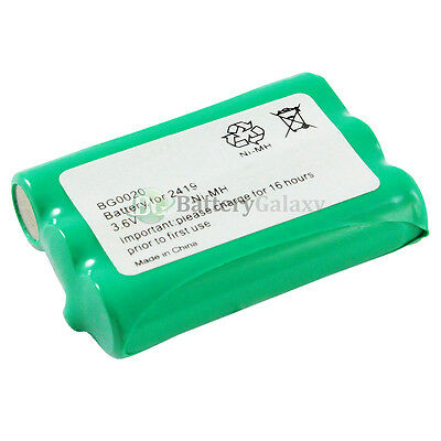 New Cordless Phone Battery for AT&T 1231 2231 2419 2420