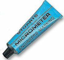 Engineers Blue Micrometer Blue Marking Tube.