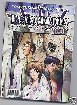 Evangelion Collection N. 8  - Planet Manga