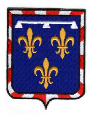 Ecusson PATCH BLASON Armoirie - CENTRE NEUF
