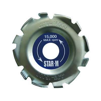 Rotarex RC 115mm Pro Carving Disc For Angle Grinder Pro4 Blade RC115