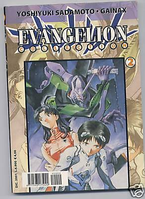 Evangelion Collection N. 2 - 1° Ristampa - Planet Manga