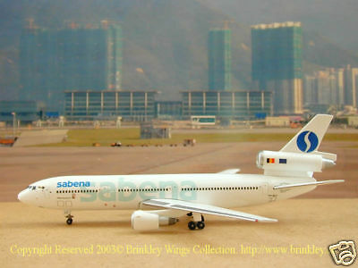 "Sabena DC-10-30 (OO-SLH) ""Official Sponsor of Olympic"""