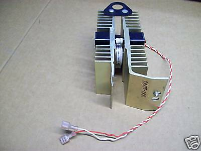 Reliance Thyristor Heatsink Assembly 78177-1RR - Used