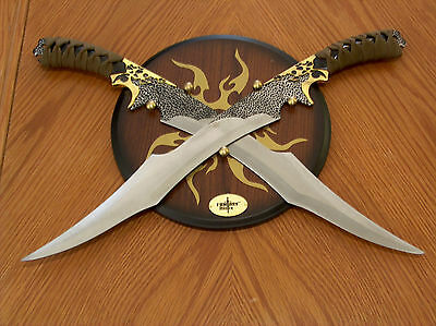 Elf  Dual Sword Set  daggers knives swords dagger