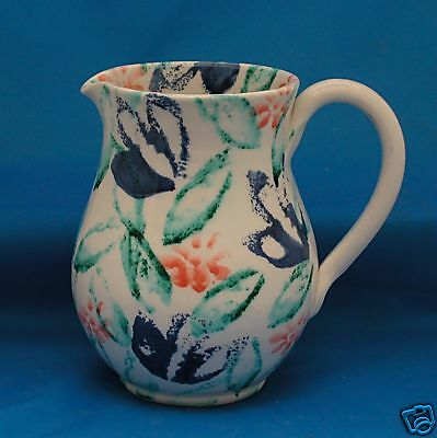 Colorful Italian Pitcher Made in Italy Pottery