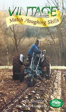 DVD Vintage Match Ploughing Skills By: Ken Chappell