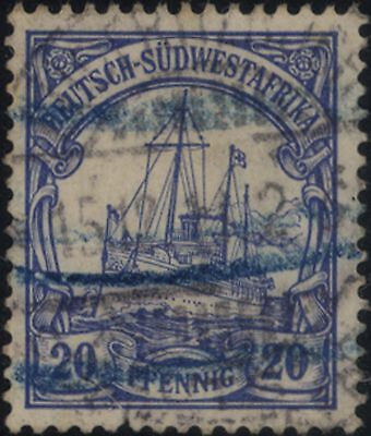German South West Africa SG14 (Sc16) Used