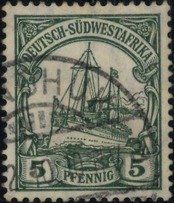 German South West Africa SG25 (Sc27) Used
