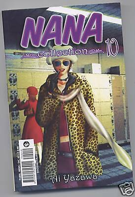 Nana Collection N. 10 - Planet Manga