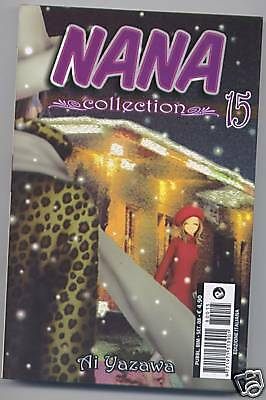Nana Collection N. 15 - Planet Manga