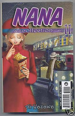 Nana Collection N. 11 - Planet Manga