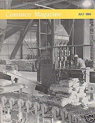 Magazine - Cominco - 07/66 Homestead Expo 67 Pav (BC42)