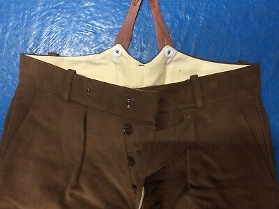 HEAVYWEIGHT MOLESKIN TROUSERS NEW SHOOTING WALKLIGHT OLIVE//FAWN