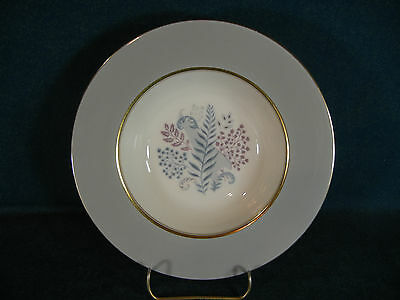 Castleton China Fernmere Rim Soup Bowl