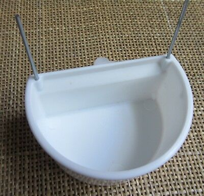 """2 hook drinkers medium , the """"D"""" cup   with bendable metal hooks, 12 of."""