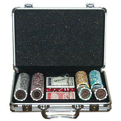 Set Poker 200 fiches All In 14 gr.