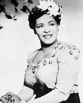 BILLIE HOLIDAY PHOTO blues singer photograph picture