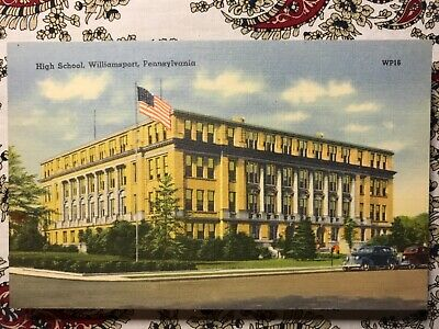 High School, Williamsport, Pennsylvania