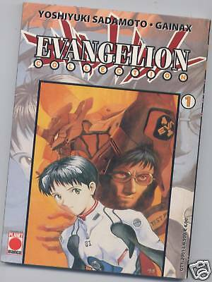 Evangelion Collection N. 1 - 2° Ristampa - Planet Manga