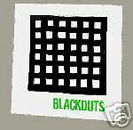 "Blackouts Exchange of goods 7"" Org. Gang Of 4 Postpunk"