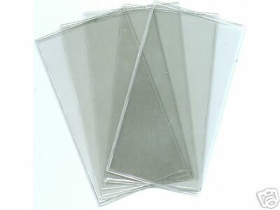 CLEAR CURRENCY HOLDERS FRACTIONAL SIZE  100CT