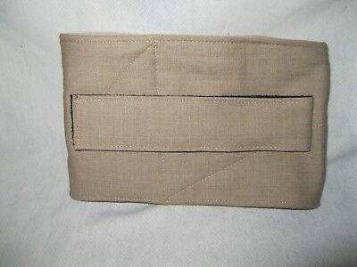 1 ULTIMATE Dog Belly Band Diaper SM 15 19 x 5  Tan Cot Reusable