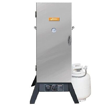"Weston Brand 36"" Vertical Gas Smoker"