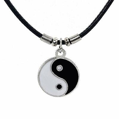 Yin/Yang Cord Necklace. Lot of 600 for $0.50 each.