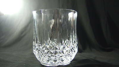 CRIS D'ARQUES LONGCHAMP CRYSTAL OLD FASHIONED GLASS(ES)
