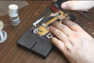 "Slot Car Chassis Blue Printing! ""How to by Mick A"""