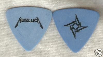 METALLICA 1996 Load Tour Guitar Pick!!! JASON NEWSTED custom concert stage Pick