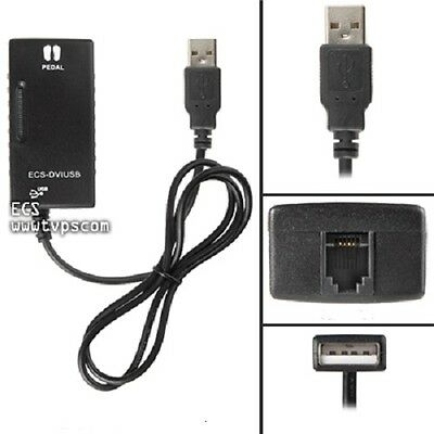 DVI-USB DVIUSB Transcription Foot Pedal Adapter