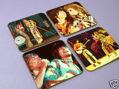 Rod Stewart The Faces Fantastic Colour Drinks COASTER S